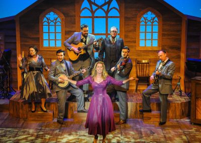 Diane Chase & Company<br>in Good Ol' Country Gospel, 2018