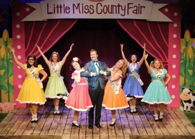 The Company<br>of Little Miss County Fair, 2016