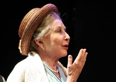 Michael Learned<br>in Driving Miss Daisy, 2016